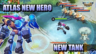 ATLAS NEW HERO IN MOBILE LEGENDS - WHO DOES HE LOOK LIKE?
