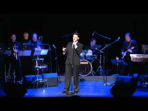 Michael Bublé tribute   Rickie Arthur at Palace Theatre