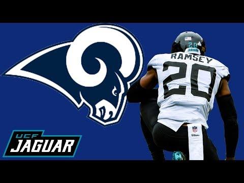 BREAKING | Jaguars Trade CB Jalen Ramsey to the Rams