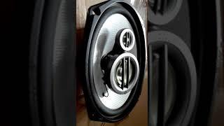Kenwood kfc hq698 eski seri old efsane hoperlor blaupunkt gta 270 amp bass test