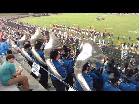 William Blount High school band