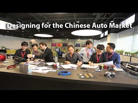 Designing for the Chinese Auto Market - Autoline This Week 2