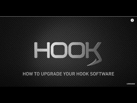 How to Upgrade your Lowrance Hook Software