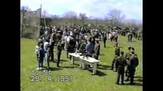 Мартыновка 1997 Память- 8 Юбилей АТехБ
