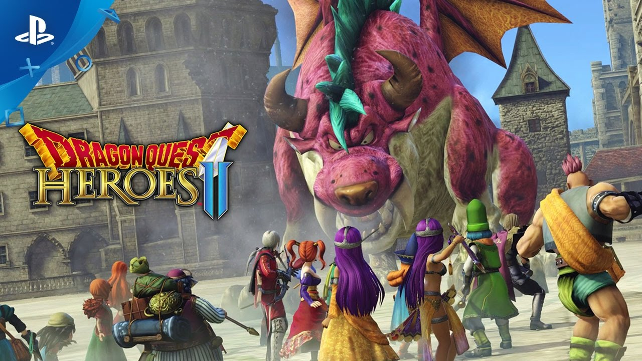 dragon quest heroes ii free download