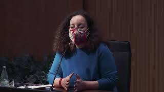 Comunidad o ciudadanía, conferencia de la escritora Najat El Hachmi (resumen)
