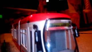 Передача : іграшки-трамваї