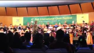 Indonesia Youth Choir - Cantate Domino