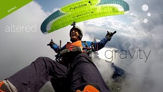 Altered Gravity: What Learning Acro Paragliding Feels Like