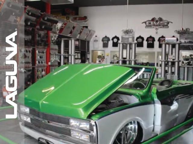 AVS - Laguna CNC Customer Story
