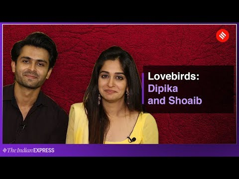 Valentine's Day Special: Dipika Kakar and Shoaib Ibrahim reveal