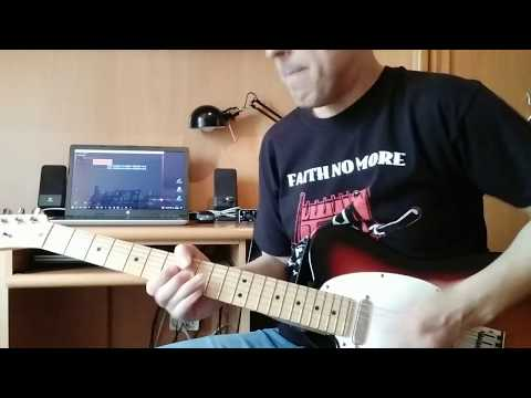 """El """"desafío De La Cuarentena"""" De Guitarristas.info (Funk)"""