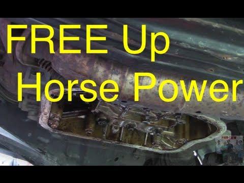 FREE HORSE POWER! | Balance Shaft Chain Cutting | B15 QR25DE Sentra SER Spec V | Shaft Removal