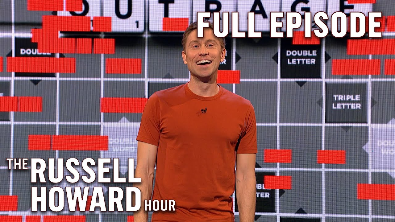 Download The Russell Howard Hour   Series 5 Episode 7   Full Episode