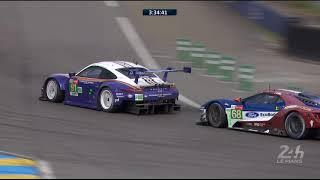 Bataille épique en LMGTE Pro entre Porsche et Ford - 24 Heures du Mans
