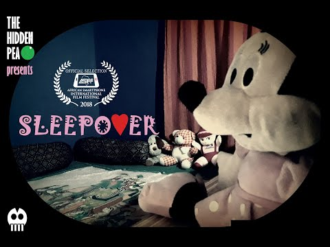 Sleepover - A Fat Story - A Short Horror Film