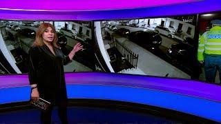 تسابق سيارات في شوارع لندن يتسبب في تخريب عدد من السيارات الفاخرة