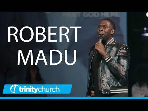 "Robert Madu ""The Beauty Of Being Stuck"""