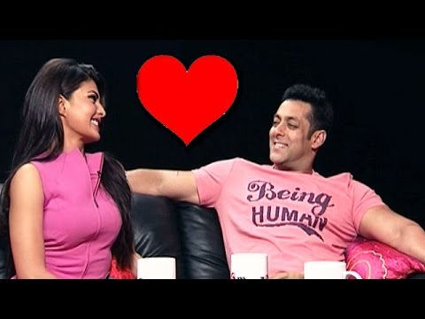 KICK Movie - Salman Khan believes Jacqueline Fernandez should be with a guy like him!