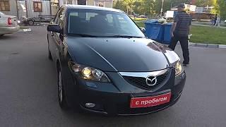 Mazda 3, 1,6л, МКПП, 2007г за 298 000 руб в Мото-Актив