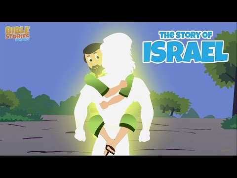 Jacob Wrestles With God! - Bible Stories For Kids!