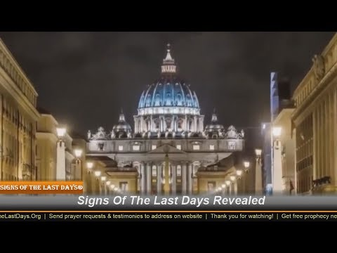 Antichrist Government System Is Being Rolled Out Here As Prophecy Foretold