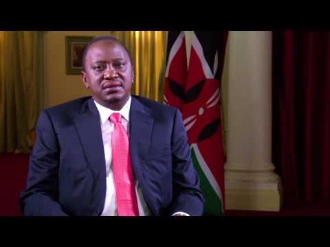 President Uhuru Kenyatta - Journey of Transformation