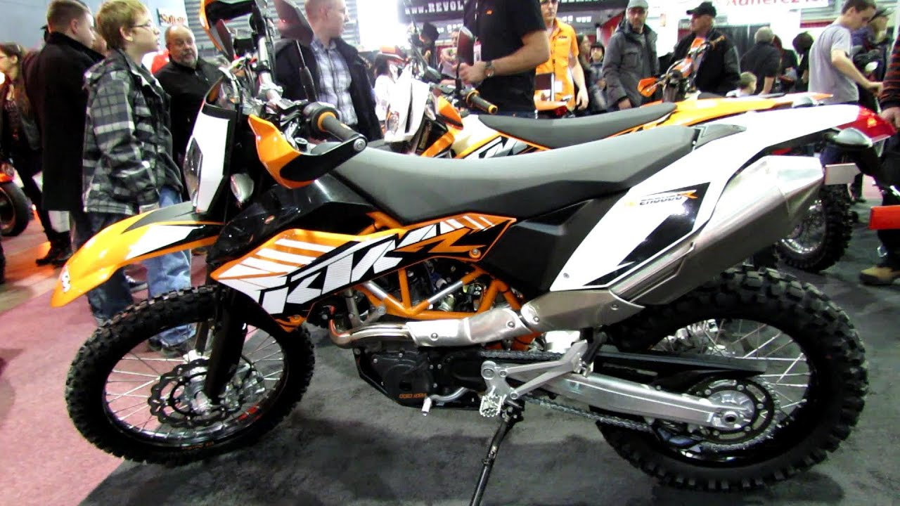 2013 ktm 690 enduro r walkaround 2013 quebec city. Black Bedroom Furniture Sets. Home Design Ideas