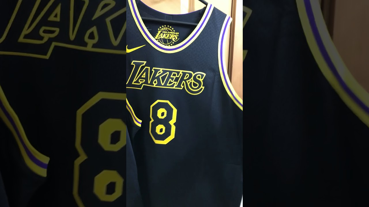 pretty nice 4c11b ac9e4 Kobe lakers city edition swingman vs authentic!!! 2xl vs 3xl