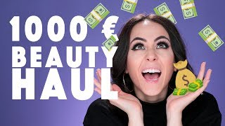 1000 € Beauty Haul 💰| Hatice Schmidt