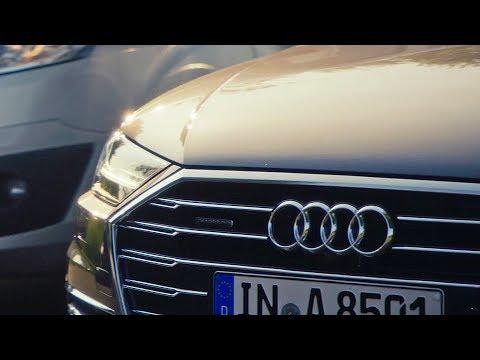Audi A8 (2018) Traffic Jam Pilot