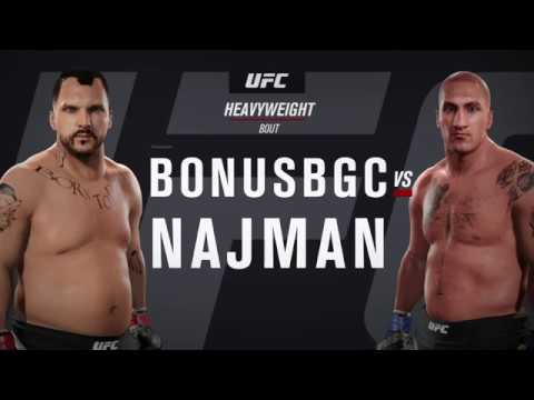 bonus vs najman walka