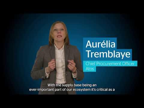 Interview Of Aurélia Tremblaye, Chief Procurement Officer, Atos
