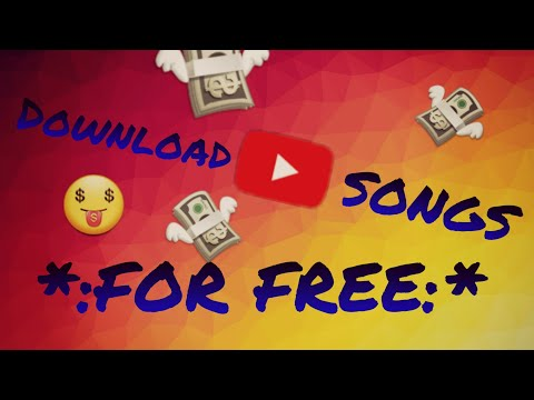 How to download YouTube music FOR FREE! NO ADDITIONAL PROGRAMS!