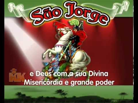 Oração à São Jorge Narrada Por Pedro Bial Youtube