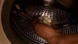 видео Запах в стиральной машине как избавиться