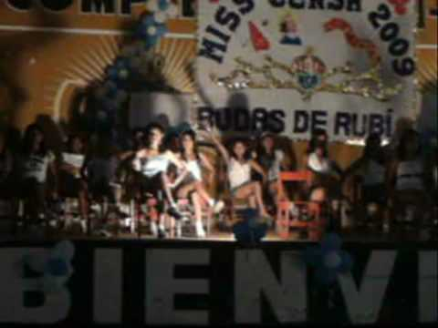 Chilca Miss CENSA 2009