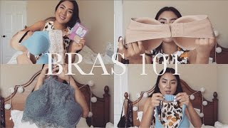 BRA101: PT 1| EVERYTHING YOU NEED TO KNOW ABOUT BRAS by a Victoria's Secret Employee