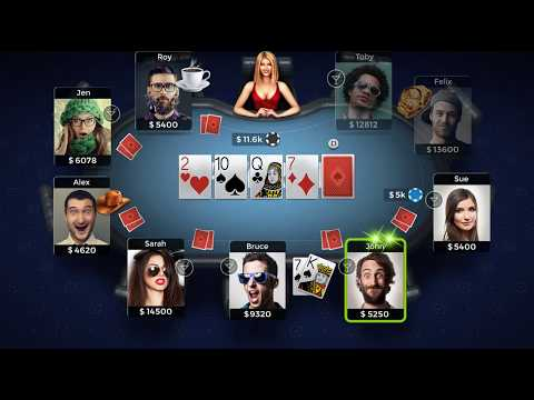 Pokerist: Texas Holdem Poker