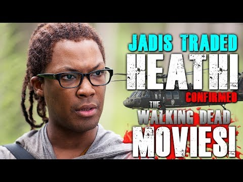 The Walking Dead Movies - Heath was Traded by Jadis Confirmed!