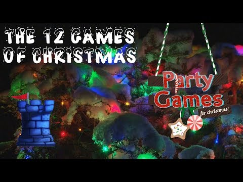 The 12 Games of Christmas: Party