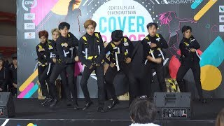 180331 ITEMx cover KPOP - Black On Black + GO + Baby Don't Stop + BOSS (NCT U) @ Cen Chaeng (Final)