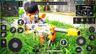 Gambar cover ( Phim Ngắn) FreeFire: Trẻ Trâu Đại Chiến - Phiên Bản Con Nít - NCT Vlogs.