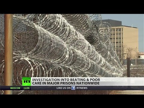Brutality behind bars: Abuse, mental illness & overcrowding in US prisons