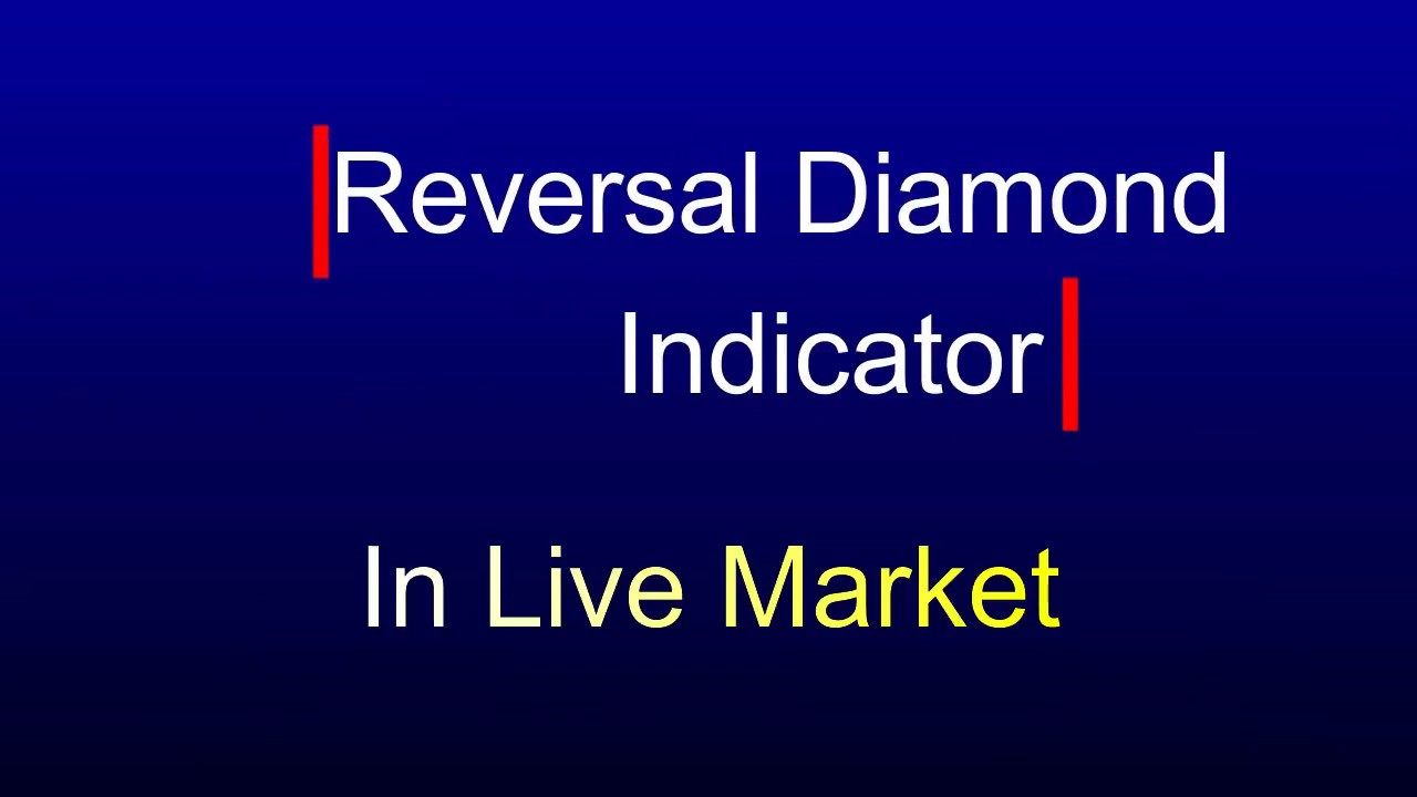 Forex Indicator for Metatrader 4 &5 (MT4 &5): Reversal Diamond Indicator  (Approved by MQL5 official)