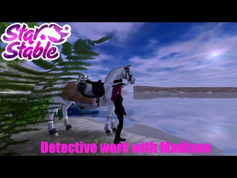 SSO ~ Detective work with Madison