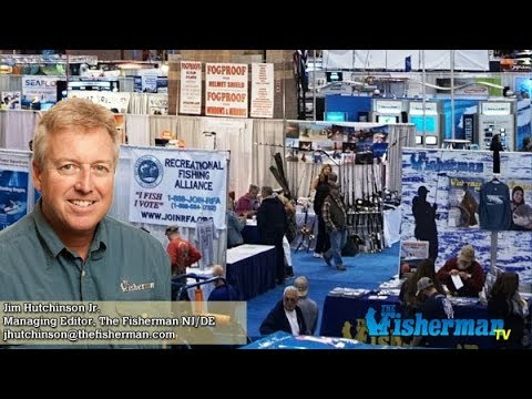 March 1, 2018 New Jersey/Delaware Bay Fishing Report with Jim Hutchinson, Jr.