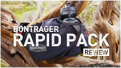 Bontrager Rapid Pack - Long Term Review. Possibly the best mountain biking hip pack (fanny pack).