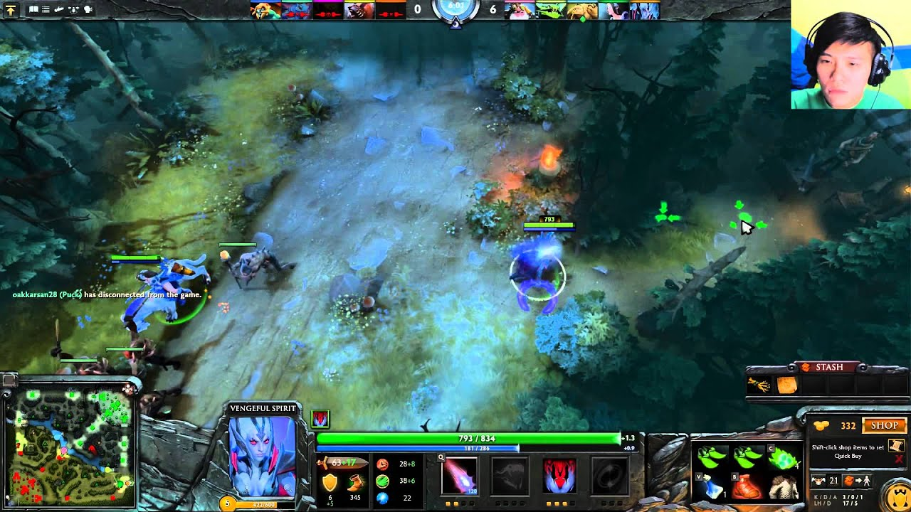 Let's Play Dota 2! Episode 2 - What happened to the game?! [Vengeful Spirit]