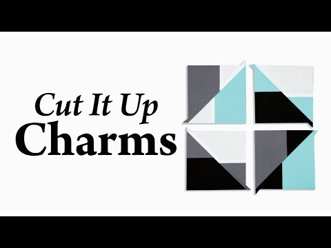 Cut It Up Charms